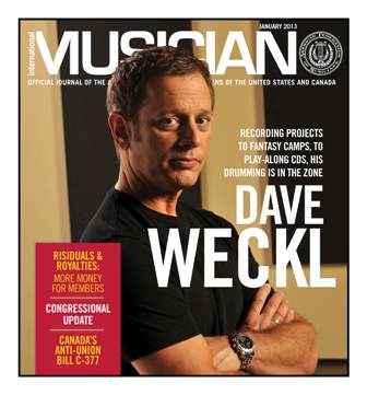 V111-01 - January 2013 - International Musician Magazine