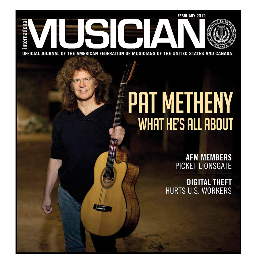 V110-02 - February 2012- International Musician Magazine