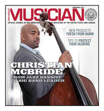 V111-02 - February 2013 - International Musician Magazine