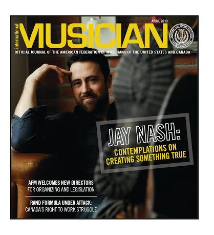 V111-04 - April 2013 - International Musician Magazine