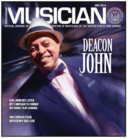 V112-05 - May 2014 - International Musician Magazine