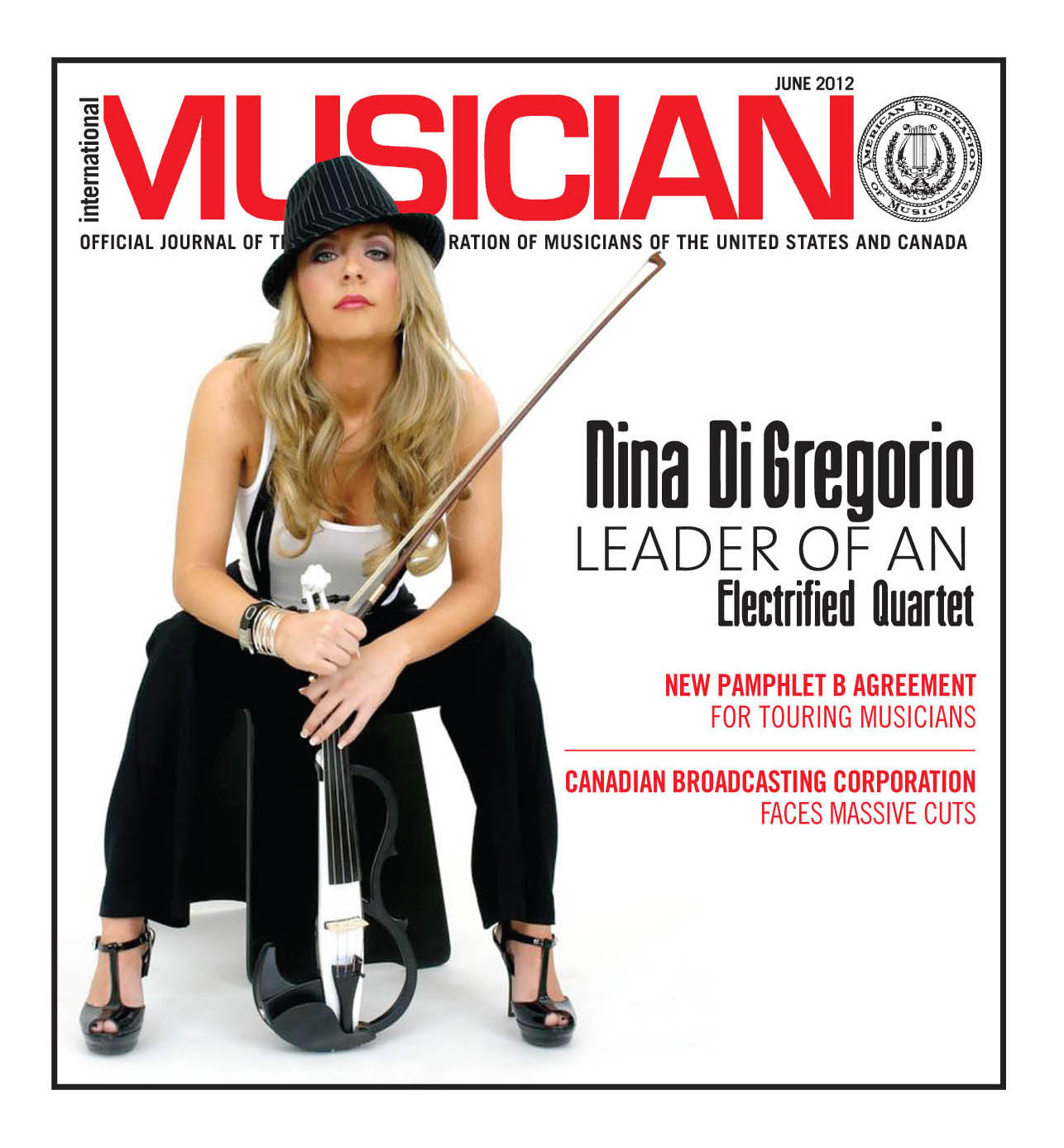 V110-06 - June 2012 - International Musician Magazine