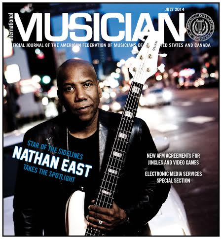 V112-07 - July 2014 - International Musician Magazine