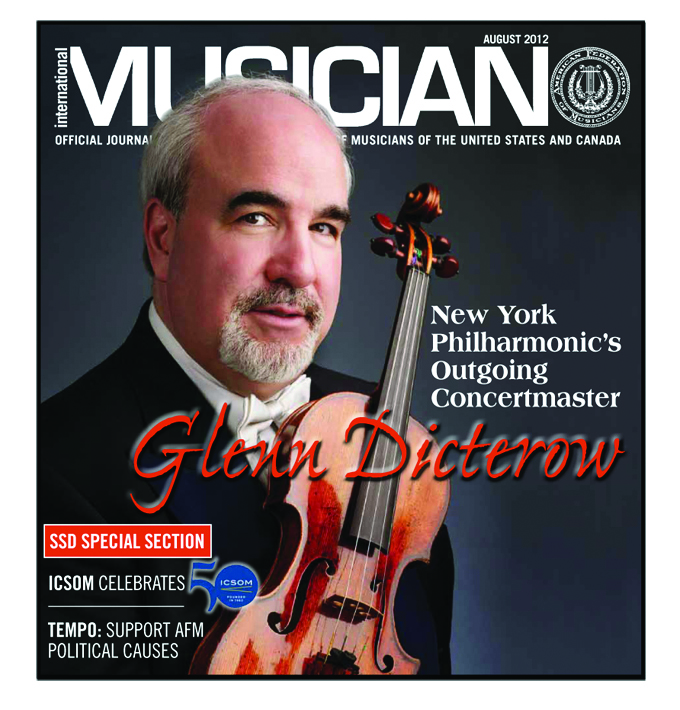 V110-08 - August 2012 - International Musician Magazine