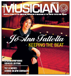 V109-08 - August 2011 - International Musician Magazine