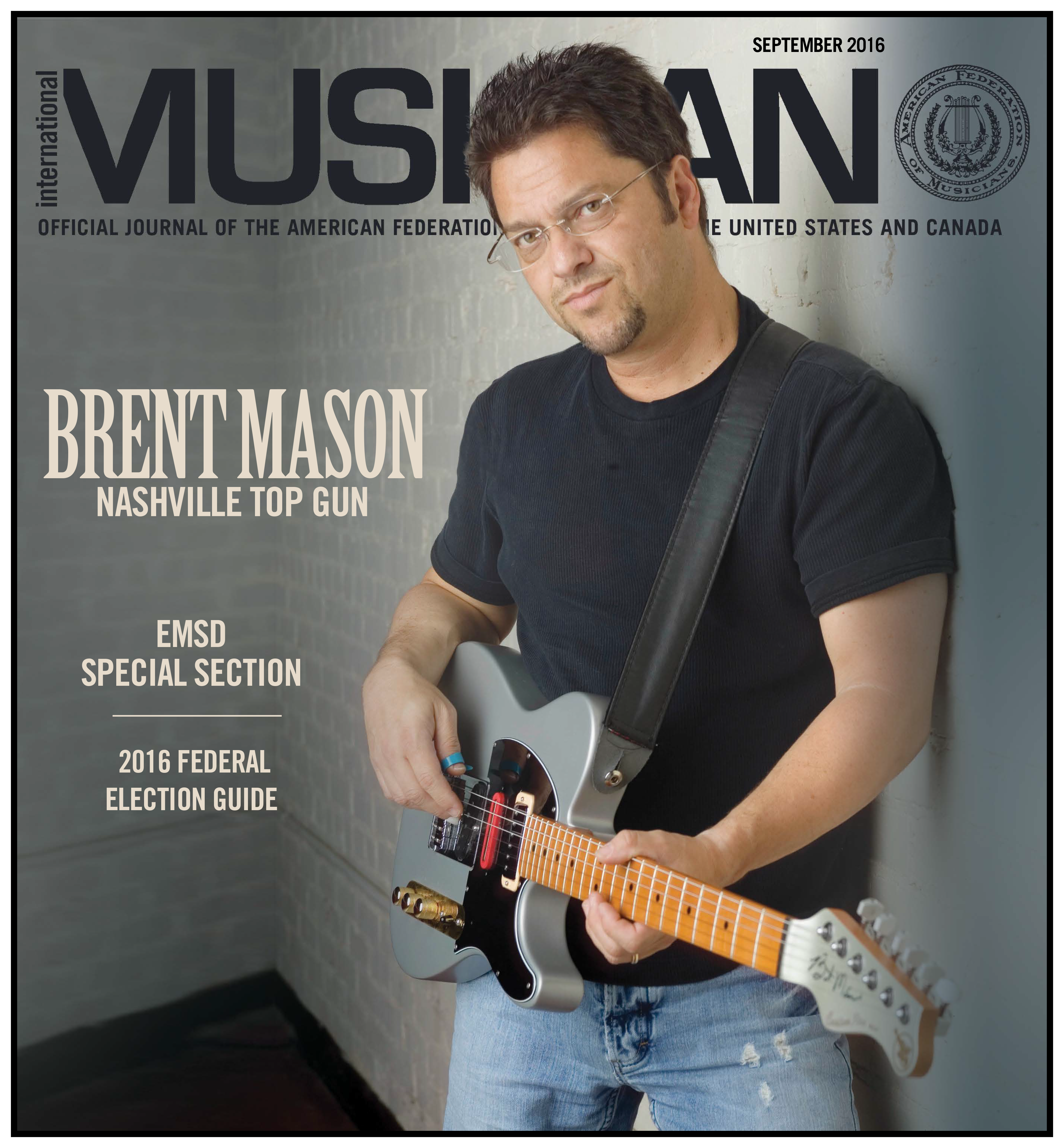 V114-09 - September 2016 - International Musician Magazine
