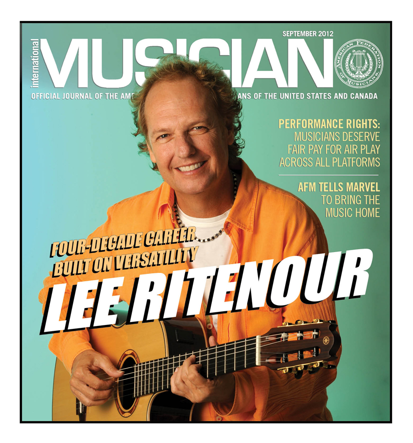 V110-09 - September 2012 - International Musician Magazine