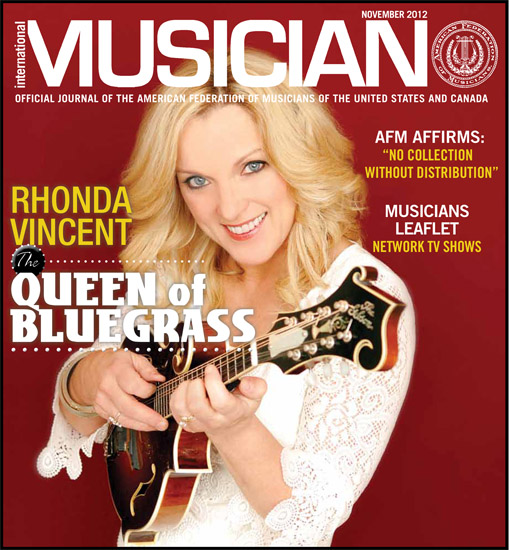 V110-11 - November 2012 - International Musician Magazine