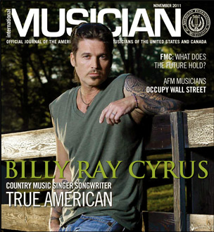 V109-11 - November 2011 - International Musician Magazine