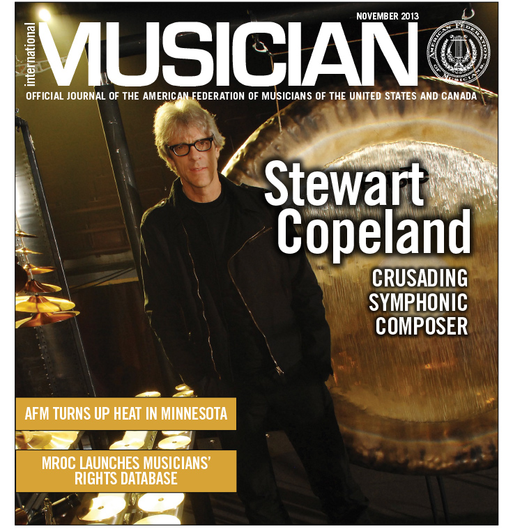 V111-11 - November 2013 - International Musician magazine