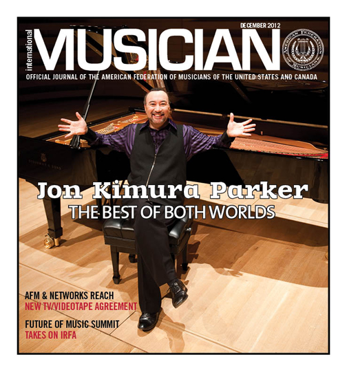 V110-12 - December 2012 - International Musician Magazine