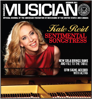 V109-12 - December 2011 - International Musician Magazine
