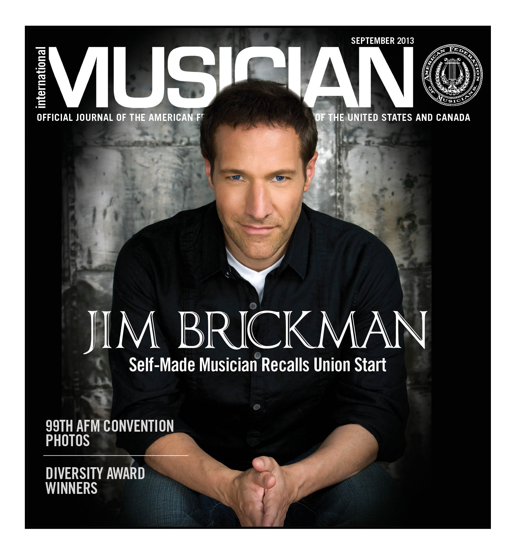 V111-09 - September 2013 - International Musician Magazine
