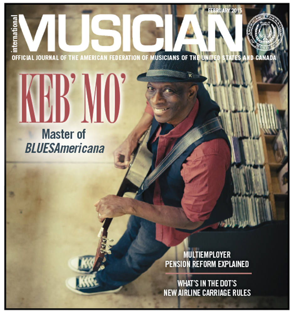 V113-02 - February 2015 - International Musician Magazine