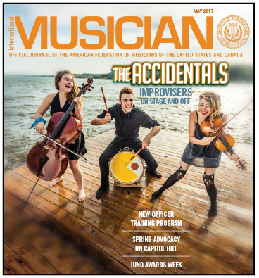V115-05 - May 2017 - International Musician Magazine