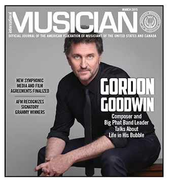 V113-03 - March 2015 - International Musician Magazine