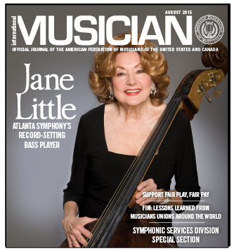 V113-08 - August 2015 - International Musician Magazine