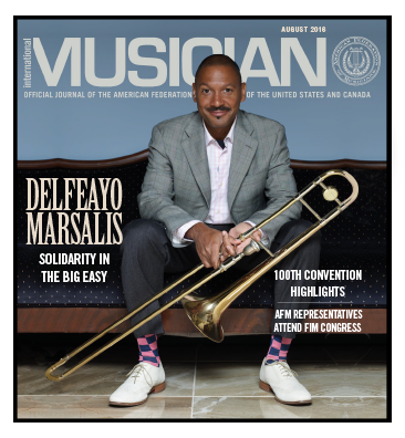 V114-08 - August 2016 - International Musician Magazine