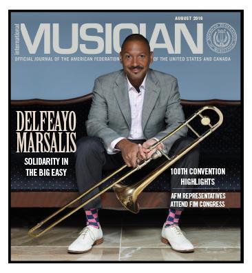 V114-08 - August 2016 - International Musician Magazine