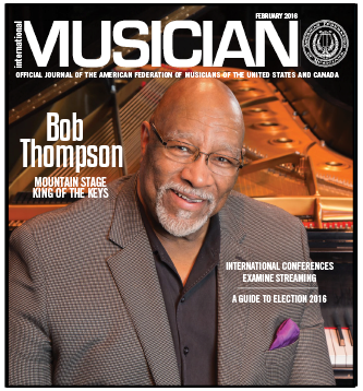 V114-02 - February 2016 - International Musician Magazine