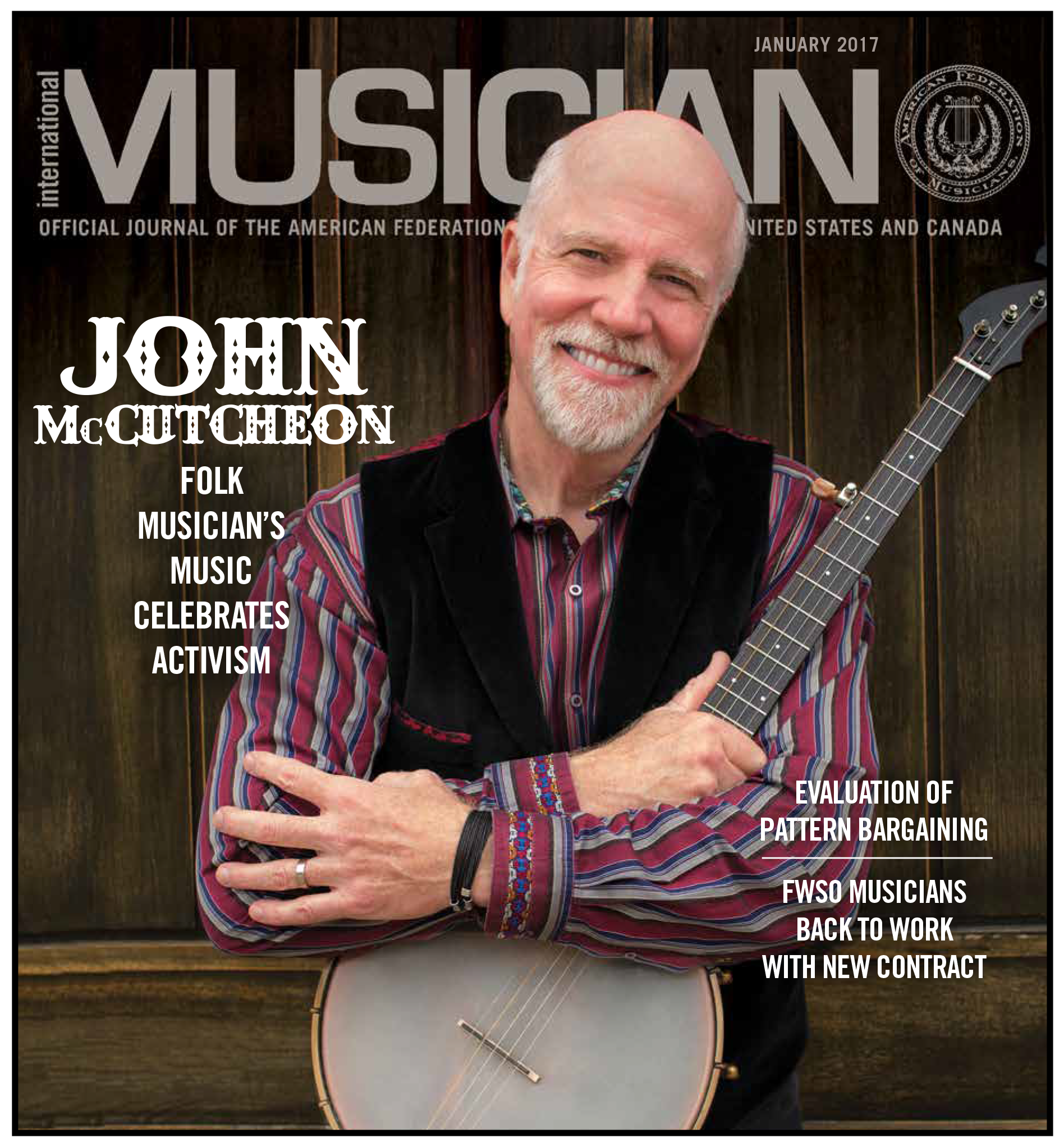 V115-01 - January 2017 - International Musician Magazine