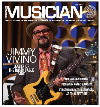 V113-07 - July 2015 - International Musician Magazine