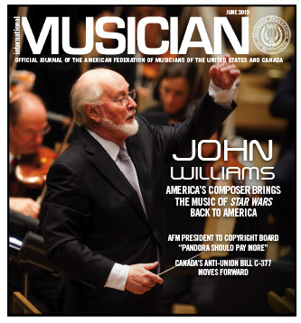 V113-06 - June 2015 - International Musician Magazine