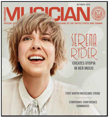 V114-10 - October 2016 - International Musician Magazine