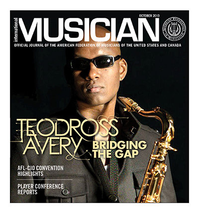V111-10 - October 2013 - International Musician Magazine