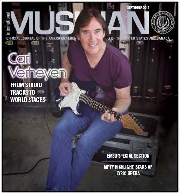 V115-09 - September 2017 - International Musician Magazine