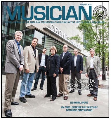 V112-08 - August 2014 - International Musician Magazine