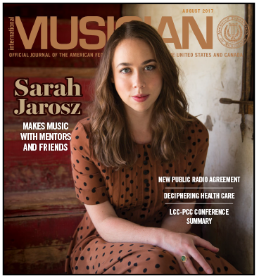V115-08 - August 2017 - International Musician Magazine
