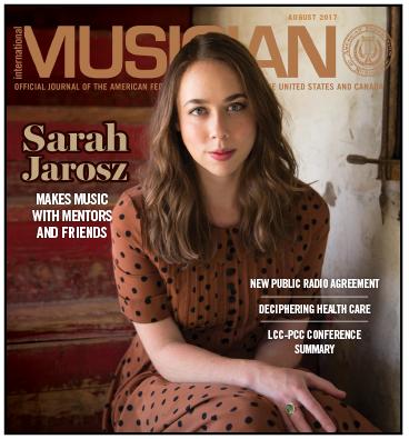 V115-08 - August 2017 - International Musician Magazine