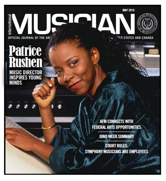V114-05 - May 2016 - International Musician Magazine