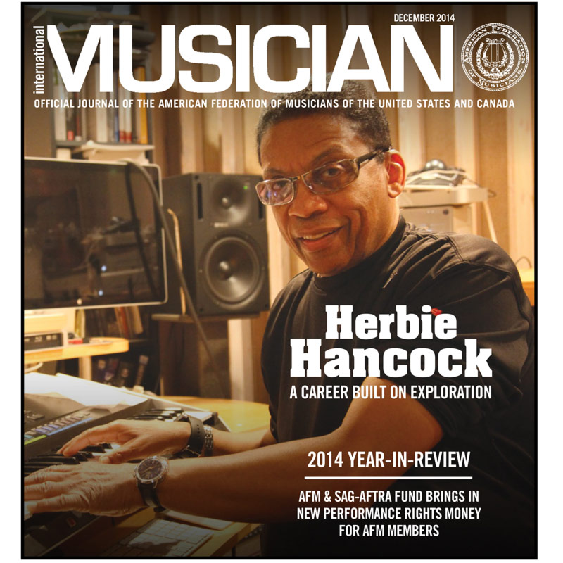 V112-12 - December 2014 - International Musician Magazine