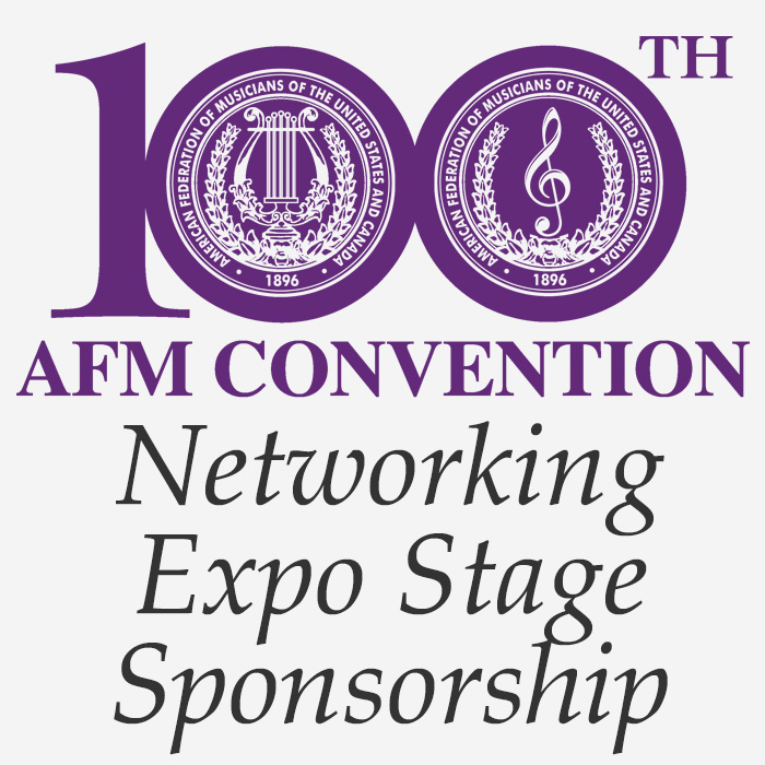 Networking Expo Stage Sponsorship