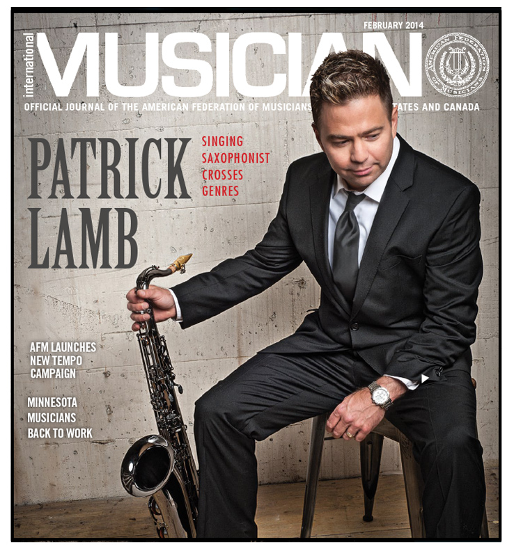 V112-02 - February 2014 - International Musician magazine