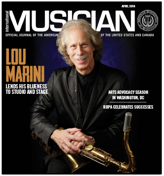 V114-04 - April 2016 - International Musician Magazine
