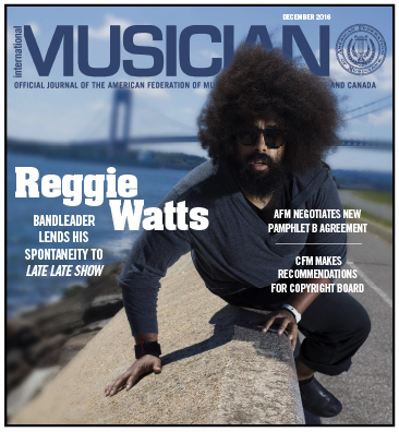 V114-12 - December 2016 - International Musician Magazine