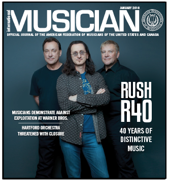 V114-01 - January 2016 - International Musician Magazine