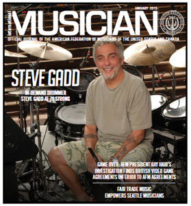 V113-01 - January 2015 - International Musician Magazine