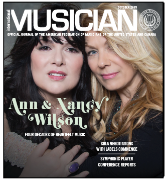 V113-10 - October 2015 - International Musician Magazine