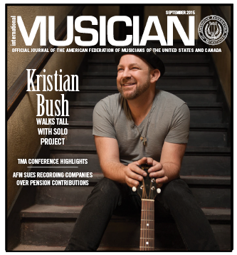 V113-09 - September 2015 - International Musician Magazine