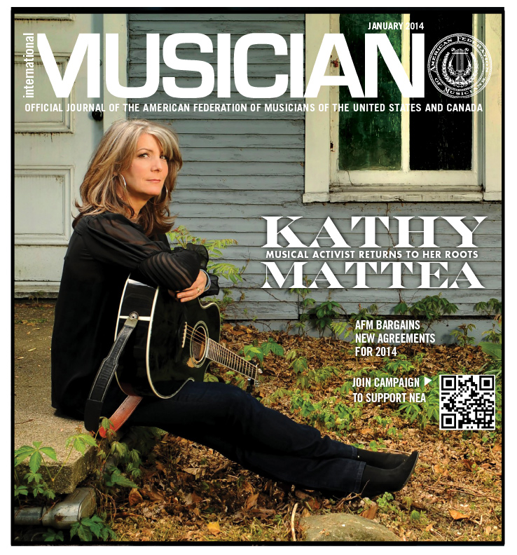V112-01 - January 2014 - International Musician magazine