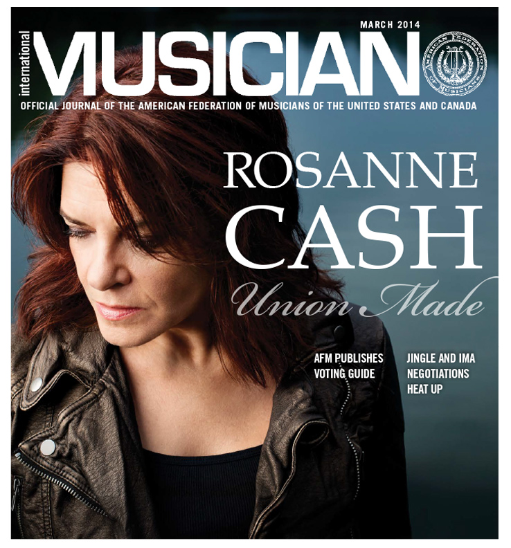 V112-03 - March 2014 - International Musician Magazine
