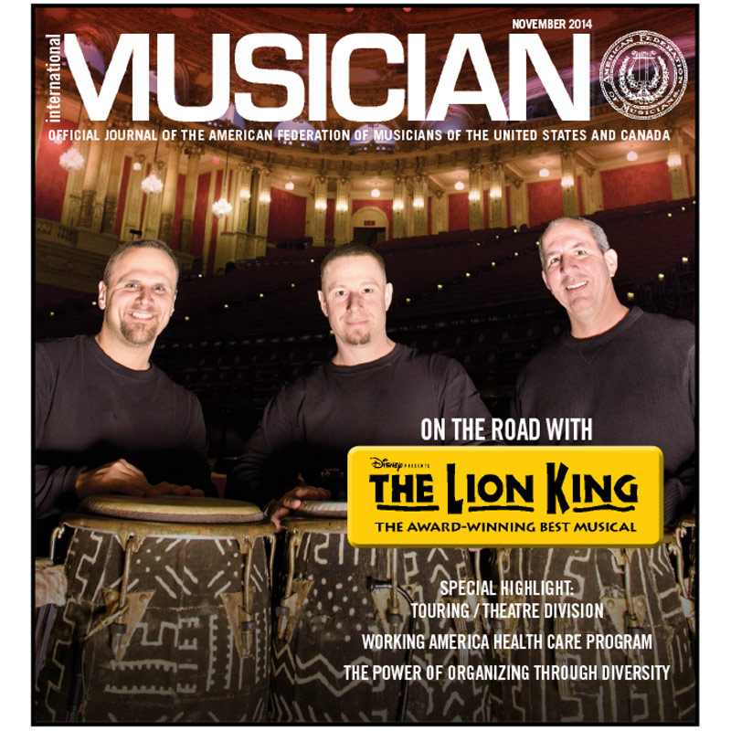 V112-11 - November 2014 - International Musician Magazine