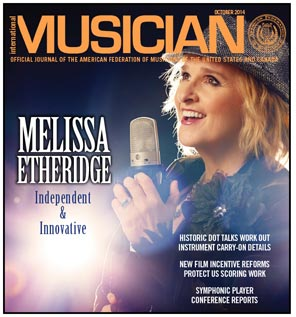 V112-10 - October 2014 - International Musician Magazine