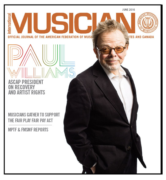 V114-06 - June 2016 - International Musician Magazine