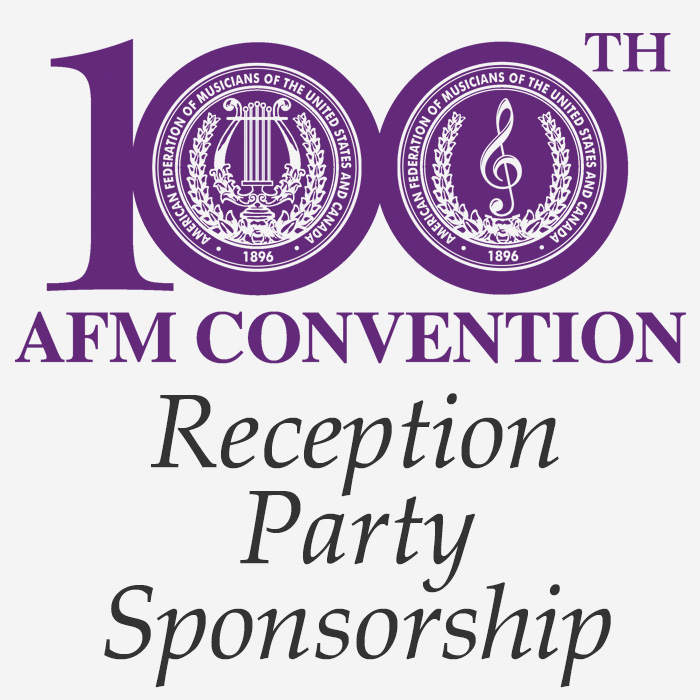 Reception Party Sponsorship