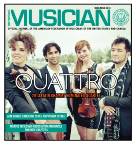 Quattro on IM cover